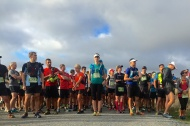 Long course competitors