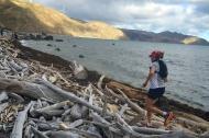 Tough coastal terrain